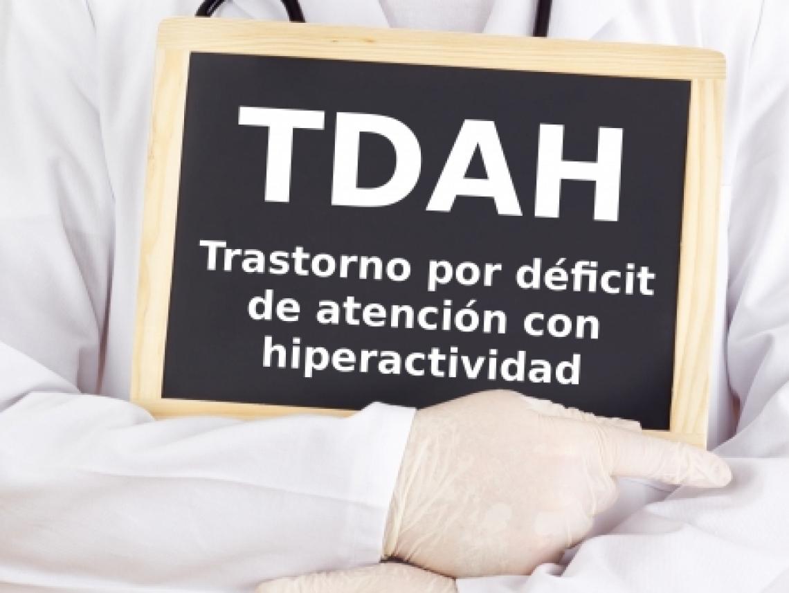Características del TDAH